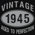 Vintage 1945 Birthday by thepixelgarden
