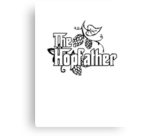 The Hopfather Canvas Print