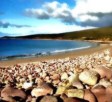 Mulranny Strand by A90Six