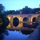 Durham by Night  by AmyX