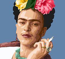 Frida by Douglas Simonson