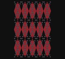 Brick Villain Argyle (Empire Colours) T-Shirt