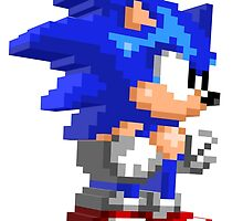Sonic 3D by BumphGb