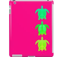 Peace Turtles iPad Case/Skin