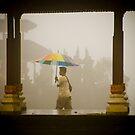 Pura Ulun Danu - Bali, Indonesia by Stephen Permezel