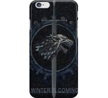 House Stark - Winter is Coming iPhone Case/Skin
