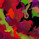 Perlin Noise 2 by Vicky Brago-Mitchell