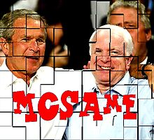 McSame - McCain by ShopBarack