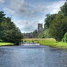 Fountains Abbey by spemj