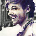 Rainbow Louis by LisaBuchfink