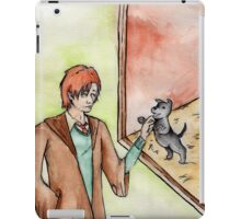 Remus Meets a Puppy iPad Case/Skin