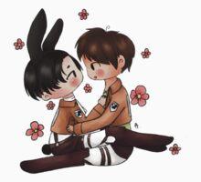 Bunny Ereri by Tokito-sempai