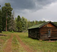 The Cabin by KDPhotos