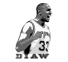 DIAW -NEW- STENCIL DESIGN Photographic Print