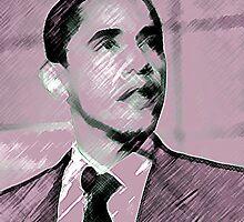 Barack Obama  by ShopBarack