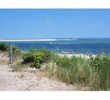 Summer on Cape Cod Photographic Print