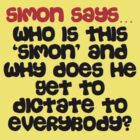 Simon says by Krystle