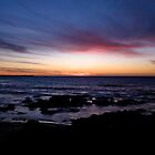 Winter Sunset  •  Pacific Grove, California by Richard  Leon