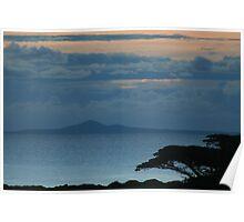 3 hummock island Poster