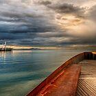 Corio Bay, Geelong by Heather Prince ( Hartkamp )