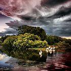 Peligan Bay by monkeyfoto