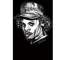 Eazy Compton Cap E Photographic Print