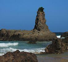 Kiama Rocks by DevineNature