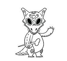 Cubone de los Muertos | Pokemon & Day of The Dead Mashup by abowersock