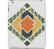 Cool Abstract Enchanting Colors and Shapes iPad Case/Skin