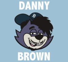"""Danny Brown """"Pitchfork Frame's Cat""""  by sixxfeetunderr"""