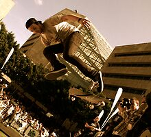 Kick Flip by mkingsley