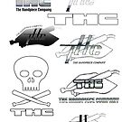 logos by frownland