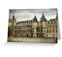 The Conciergerie Greeting Card