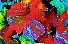 Tropics...Hibiscus by © Janis Zroback