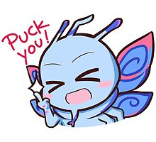 Puck you by Vhitostore
