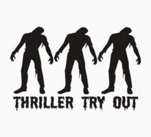 Thriller Try out by illpilldesign