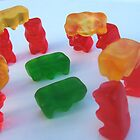 Gummy Stonehenge by Diana Forgione