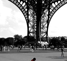 Enfant Eiffel by Caprice Sobels