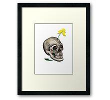 Peace in War Framed Print
