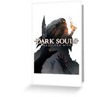 Dark Souls - Gravelord Nito Greeting Card
