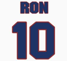 National baseball player Ron Northey jersey 10 by imsport