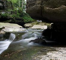 How Stean Gorge, Nidderdale by Weirdfish695