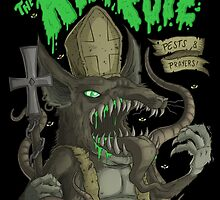 Sewer Lords: The RatPope by allanohr