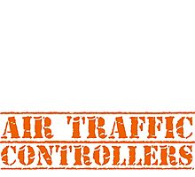 8th Day Air Traffic Controllers T-shirt Photographic Print