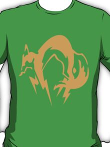 fox logo T-Shirt