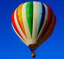 Hot air ballon by DanTheBugleMan