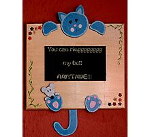 You are welcome Photographic Print