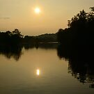 """ Sunset, Etherow Park "" by Richard Couchman"
