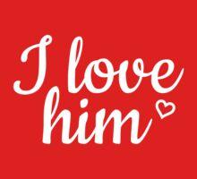 I love him red by Fuchs-und-Spatz