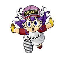 Arale Photographic Print